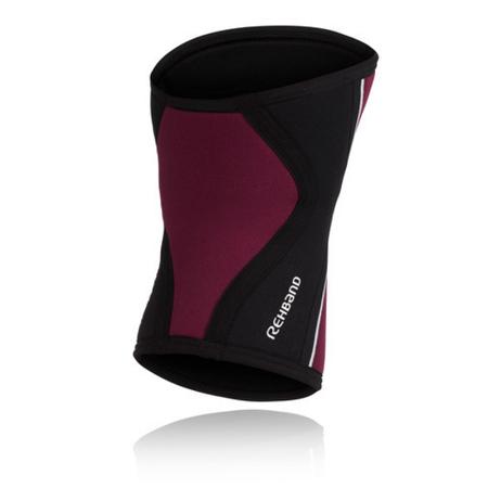 Rehband - stabilizator kolana 105314 Rx 5 mm bordo - NAJNIŻSZA CENA!