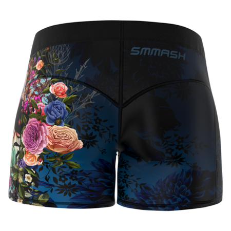SMMASH - LEGGINSY SHORT L4 MUERTE (PUSH UP)