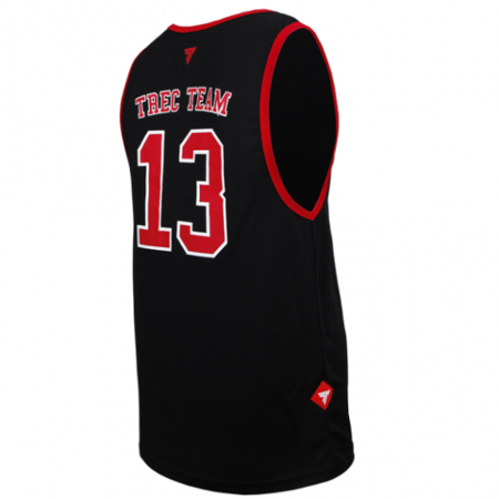 TREC WEAR - TW JERSEY 002 BLACK