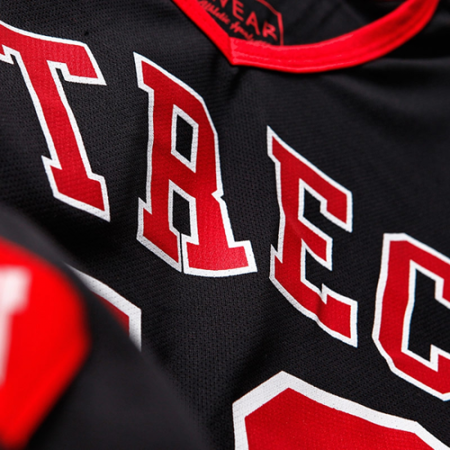 TREC WEAR - TW JERSEY 002 BLACK