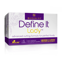 QUEEN FIT - DEFINE IT LADY 60 tab. (SPALACZ)
