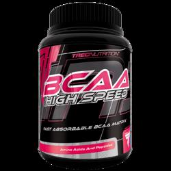 TREC NUTRITION - BCAA HIGH SPEED - 300 g (różne smaki)