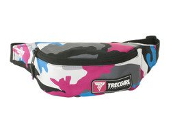 Trec Wear - Bumbag Sport 009 TrecGirl Pink-White