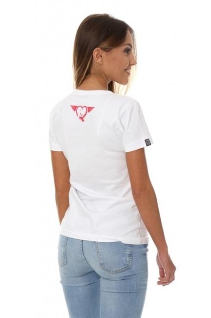 ATR WEAR - HUG DEALER ATR GIRL T-SHIRT