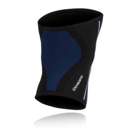 Rehband - stabilizator kolana Rehband 105308 Rx 5 mm granatowy/czarny