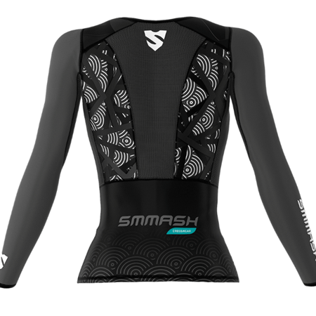 SMMASH - COMPRESSION TOP R5 VITRAGE