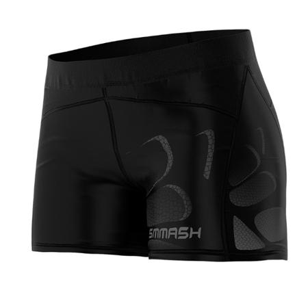 SMMASH - LEGGINSY SHORT L4 ATACAMA (PUSH UP)