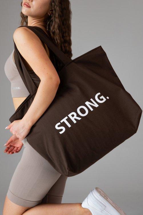Torba STRONG. - BEIGE