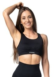 BEZSZWOWY BRA TOP (BLACK)